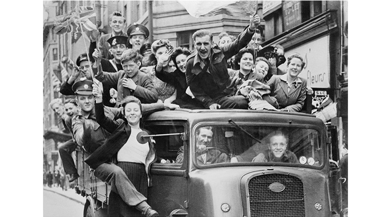 Pubs To Lead VE Day Celebrations, Pubs To Lead VE Day Celebrations