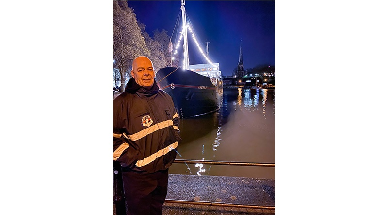 Thekla Doorman Recognised With Bravery Award, Thekla Doorman Recognised With Bravery Award For Lifesaving Harbour Rescue