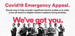 , Emergency Fund Launched to Assist Hospitality Workers