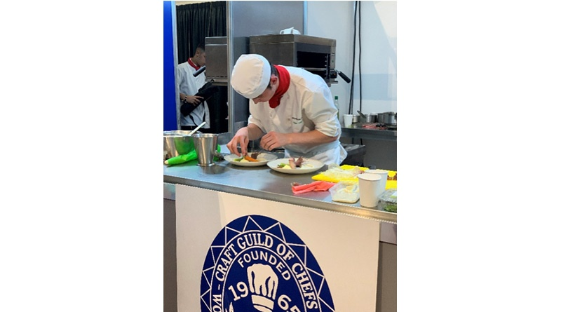 Entries Now Open For The Craft Guild Of Chefs' British Student Culinary Championships, Entries Now Open For The Craft Guild Of Chefs' British Student Culinary Championships