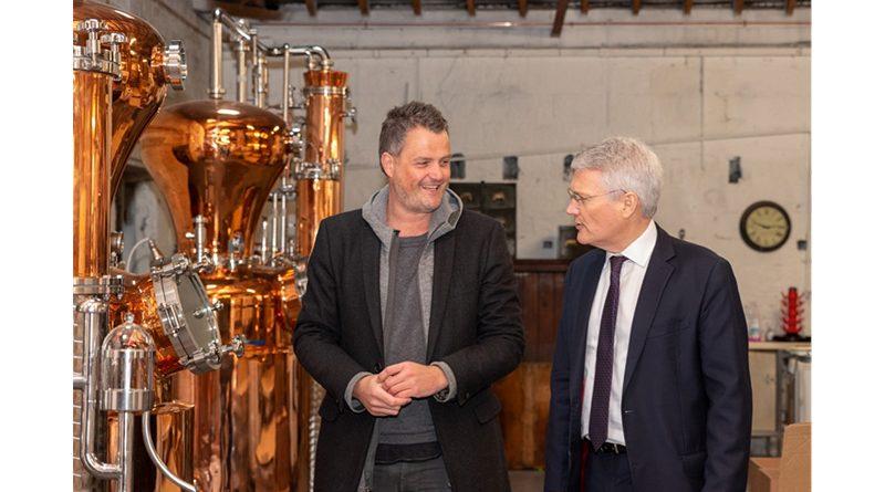 HMRC Waives UK Duty On Hand Sanitiser Production, HMRC Waives UK Duty On Hand Sanitiser Production After Distiller And MP Lobby Treasury
