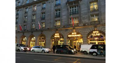 World Famous The Ritz London Sold!