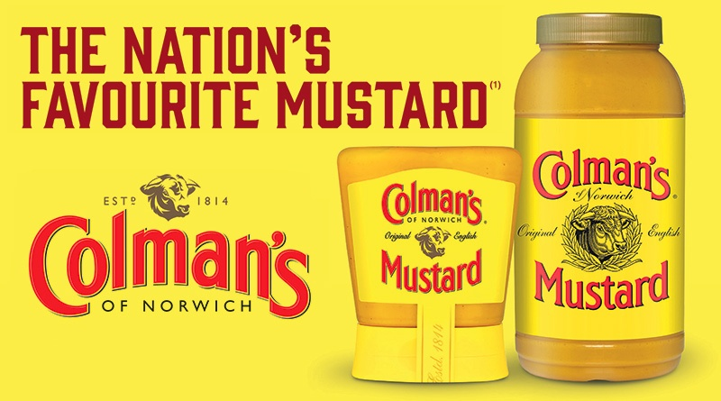 Colman's Mustard, Colman's: The Classic Condiment That Always Cuts The Mustard
