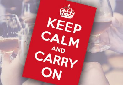 Editor's Viewpoint – Keeping Calm and Carrying On!