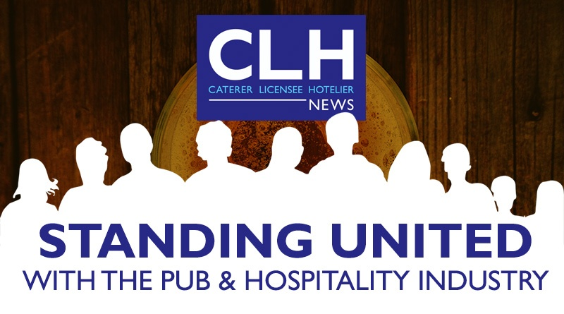 CLH News Standing United, CLH News – Standing United with the Pub & Hospitality Industry
