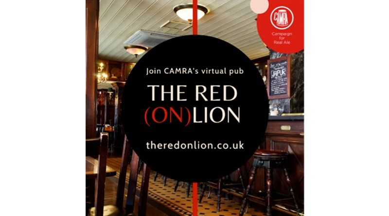 Join Us For A Pint At The Red (On)Lion, Join Us For A Pint At The Red (On)Lion – CAMRA