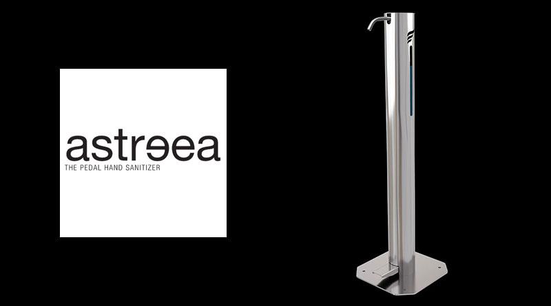 , Astreea – The Pedal Hand Sanitiser