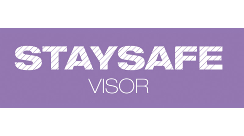 Staysafe Visor - Showing The New Face Of Hospitality, Staysafe Visor – Showing The New Face Of Hospitality
