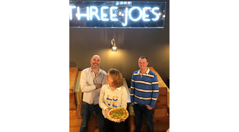 Three Joes Acquires The Stable Pizza Chain, Three Joes Acquires The Stable Pizza Chain