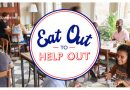 49,000 Businesses Claimed £849m From Government's Eat Out To Help Out Scheme