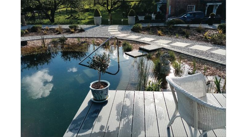 , Natural Swimming Pools by Matthew Stewart
