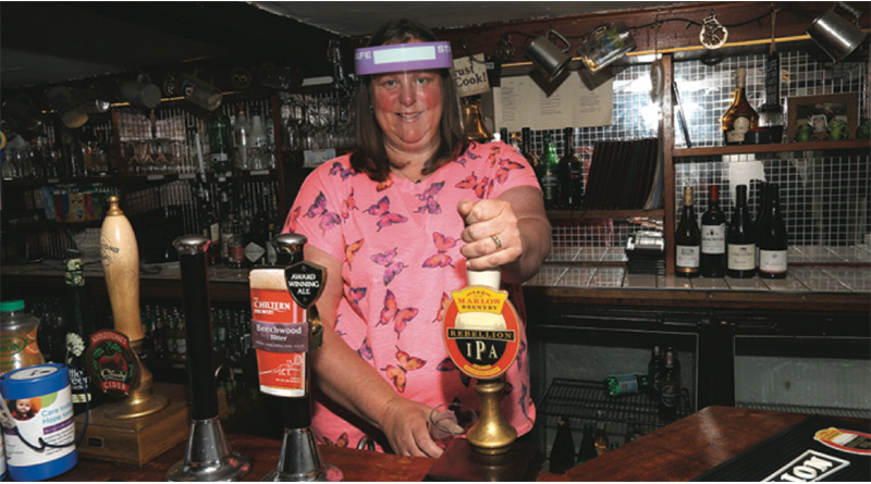 , Staysafe Visor – Showing the New Face of Hospitality
