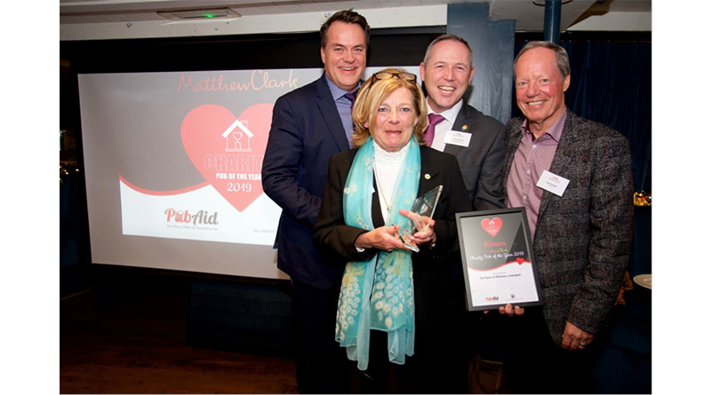 , New Community Pub Hero Awards Recognise Stars Of Lockdown Pubaid Reshapes Charity Fundraising Competition