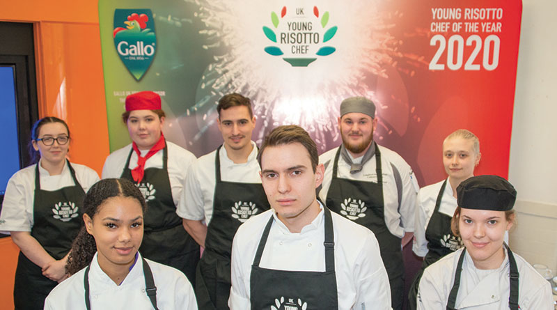 , Riso Gallo Young Risotto Chef of the Year 2021 Now Open for Entries – Winner to Work with Heston Blumenthal!