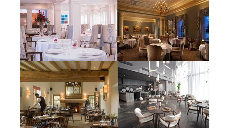 UK's Top New Restaurants Revealed As AA Awards Latest Round Of AA Rosettes