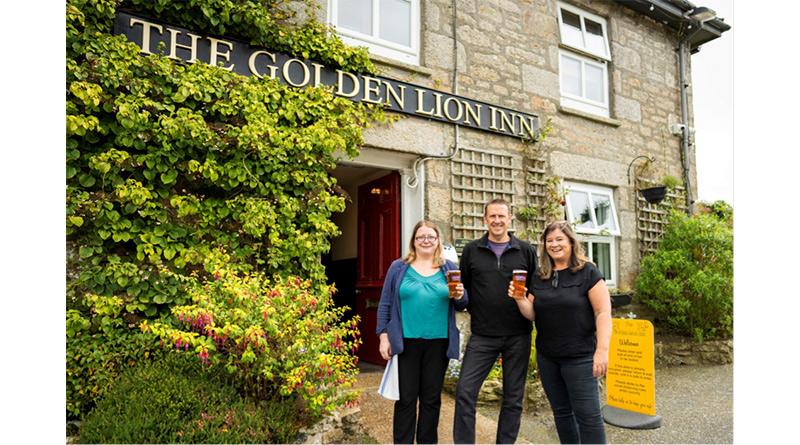 The Golden Lion Inn Wins National Award For Front-Line Support, The Golden Lion Inn Wins National Award For Front-Line Support