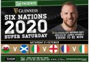 Stonegate Scrums Up With James Haskell For Guinness Six Nations Pub Quiz