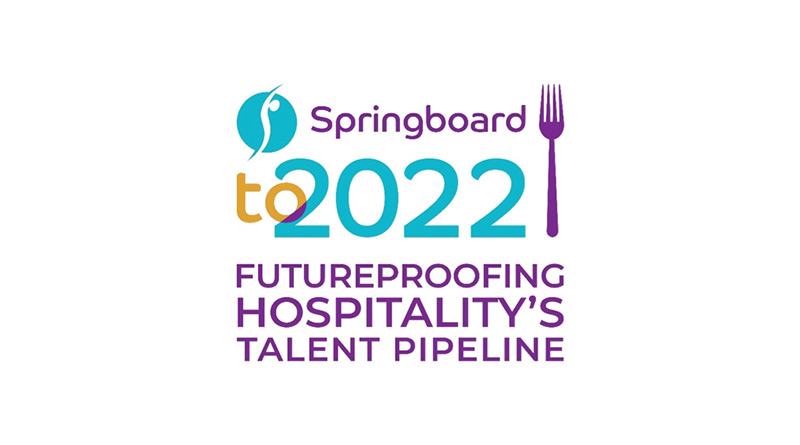 Springboard To Get 10000 Young People Into Work By 2022 To Tackle The Hospitality Staffing Crisis, Springboard To Get 10,000 Young People Into Work By 2022 To Tackle The Hospitality Staffing Crisis