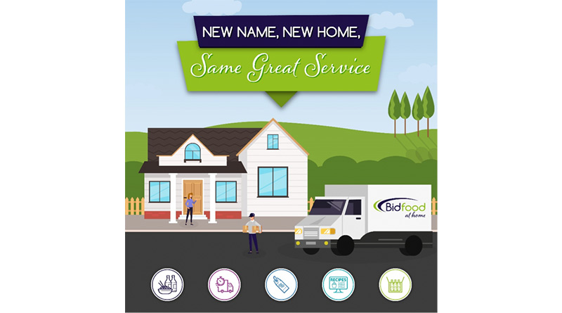 Bidfood Launches New Home Delivery Service Platform 'Bidfood At Home', Bidfood Launches New Home Delivery Service Platform, 'Bidfood At Home'