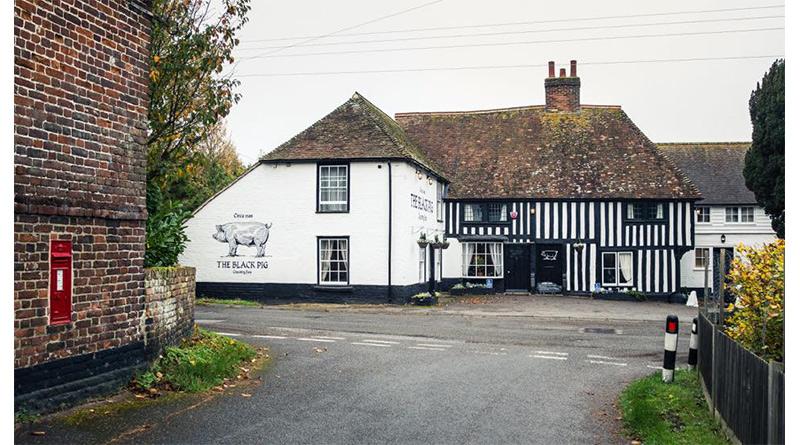 Black Pig Staple Opens Pub Shop During Lockdown, Black Pig, Staple Opens Pub Shop During Lockdown