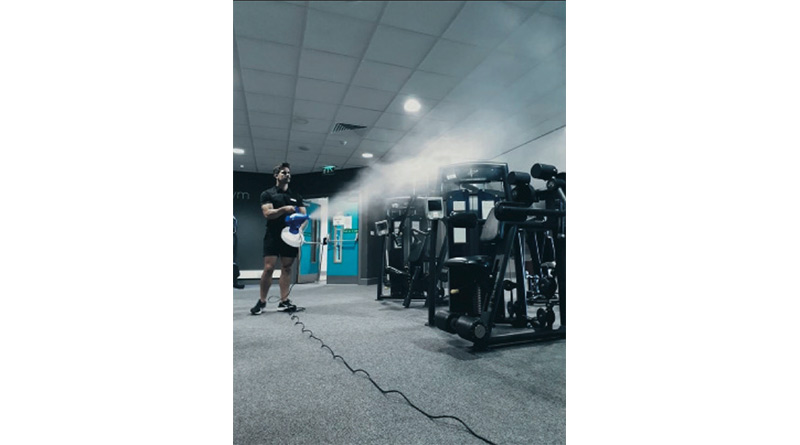 Electrox Powerful and Rapid Disinfection, Electrox Powerful and Rapid Disinfection