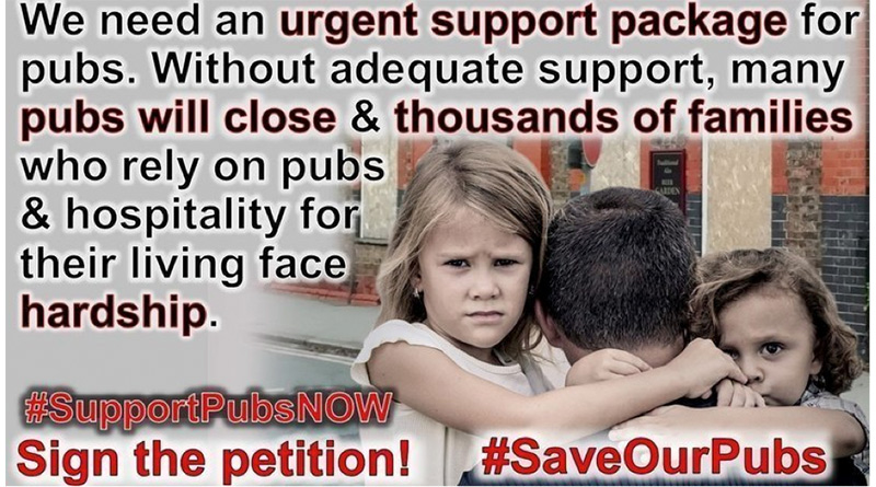 Forum Of British Pubs Backs Campaign To Save Our Pubs, Forum Of British Pubs Backs Campaign To Save Our Pubs