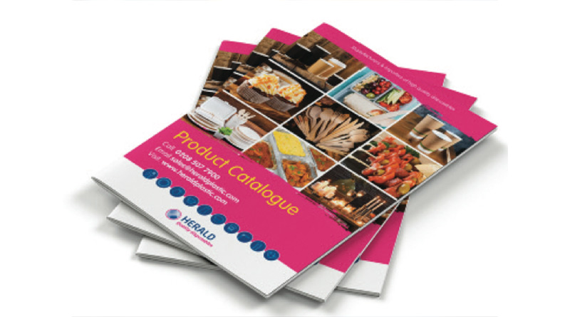 Herald Launches Brochure To Support New Product Range, Herald Launches Brochure To Support New Product Range