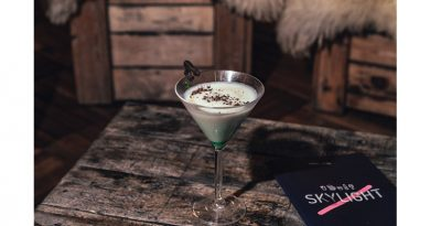 After Eight Martini – by Skylight Christmas at Tobacco Dock