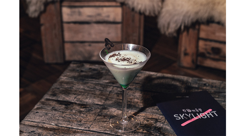 After Eight Martini - by Skylight Christmas at Tobacco Dock, After Eight Martini – by Skylight Christmas at Tobacco Dock