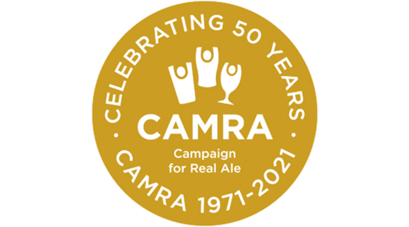 CAMRA Launches 'Golden Awards' To Celebrate 50 Years Of Campaigning