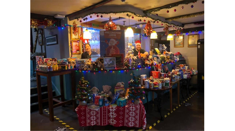 Craft Union's Christmas Fundraising Continues Despite Lockdown Restrictions, Craft Union's Christmas Fundraising Continues Despite Lockdown Restrictions