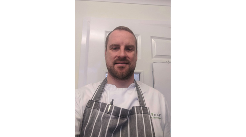 Tim Ware Is Crowned NACC Care Chef Of The Year 2020