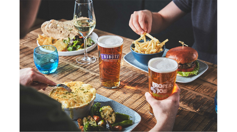 St Austell Brewery Raises Over £1500 For Hospitality Workers, St Austell Brewery Raises Over £1,500 For Hospitality Workers