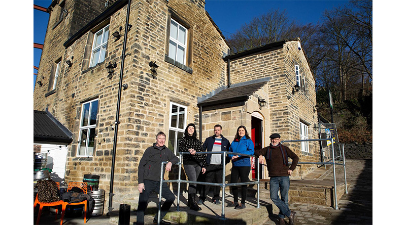 Yorkshire Campaigners Are Recognised By CAMRA For Rescuing Their Local, Yorkshire Campaigners Are Recognised By CAMRA For Rescuing Their Local