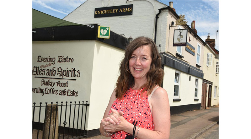 Northamptonshire Pub Opens Community Café To Help Local Residents