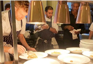 Only A Pavement Away And Tom Aikens Toast Cook & Dine Event As Amount Raised Hits £21,000